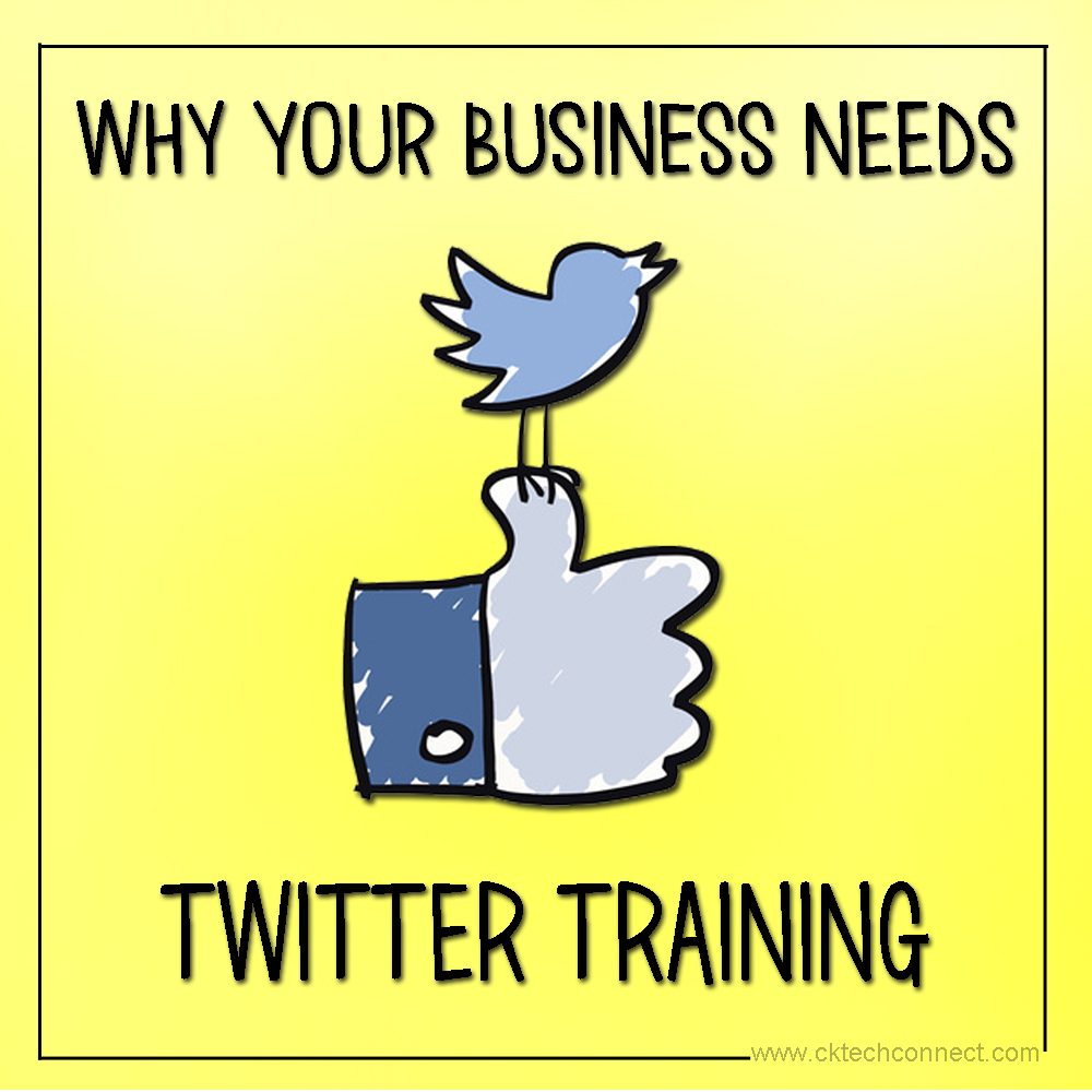 Why Your Business Needs Twitter Training