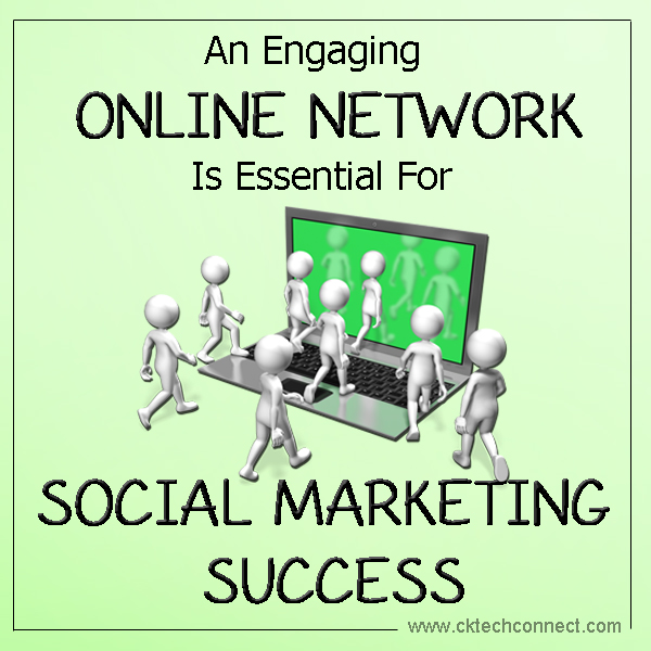 An Online Network is Essential for Social Media Marketing Success