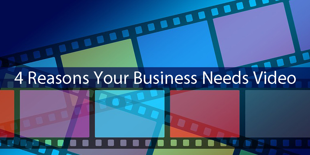 4 Reasons Your Business Needs A Blog