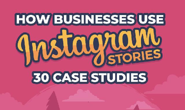 how-businesses-use-instagram-stories-30-case-studies