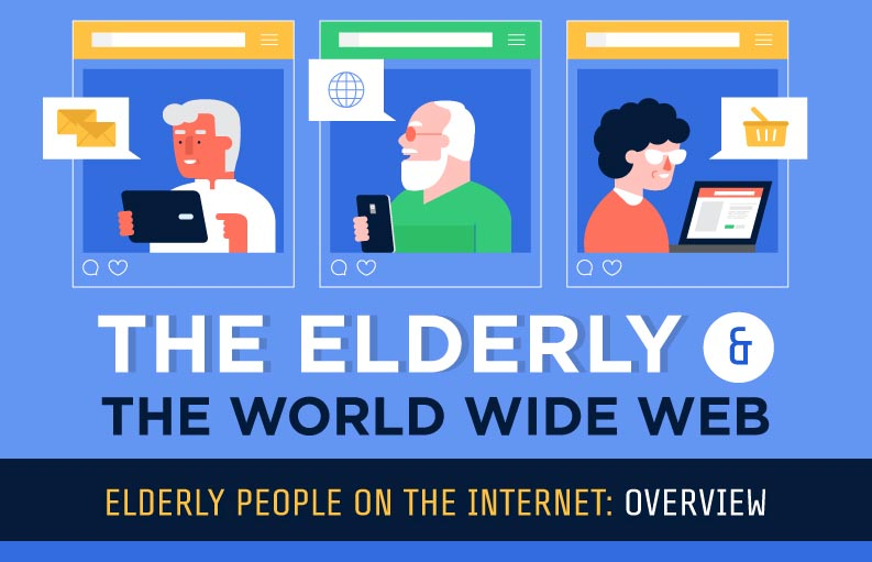 an OVERVIEW OF THE ELDERLY ON THE WEB