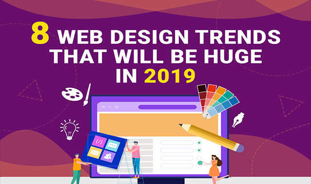8-trends-bound-to-shape-the-web-design-industry-in-2019