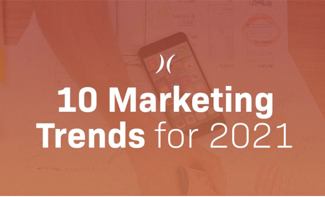 10 marketing Trends